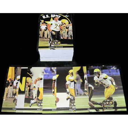 2012 Leaf US Army All American Bowl Football Set