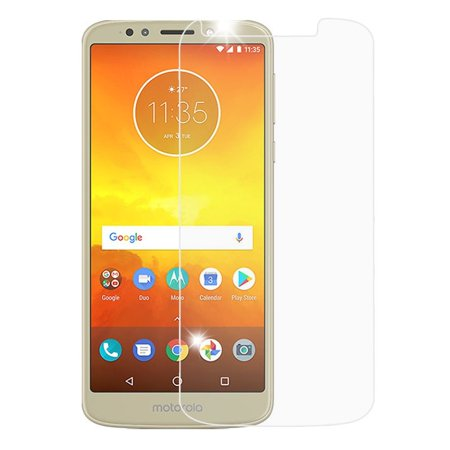 Other Clear Tempered Glass Screen Protector LCD Film Guard Shield for Motorola Moto E5 Cruise/E5 Play Clear Screen Protector Guard Film