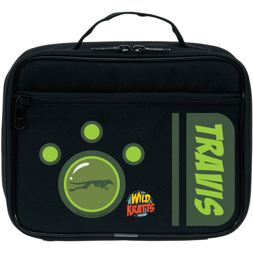 Personalized Wild Kratts Green Creature Power Lunch Bag