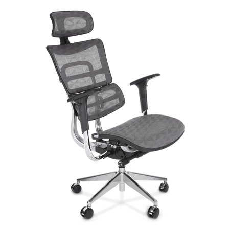 office chair swivel executive computer desk chair w lumbar support