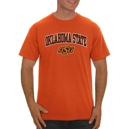 Russell NCAA Oklahoma State Cowboys Big Men's Classic Cotton