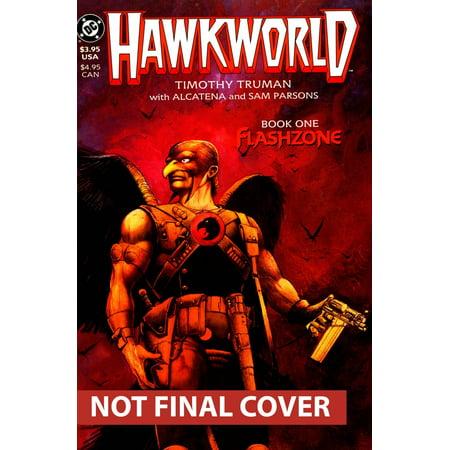 Hawkworld (New Edition)