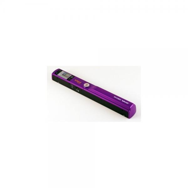 PURPLE Vupoint Magic Wand Portable Scanner Bundle with 1 ...