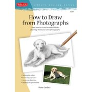 "How to Draw from Photographs: Learn how to make your drawings ""picture perfect"" - eBook"