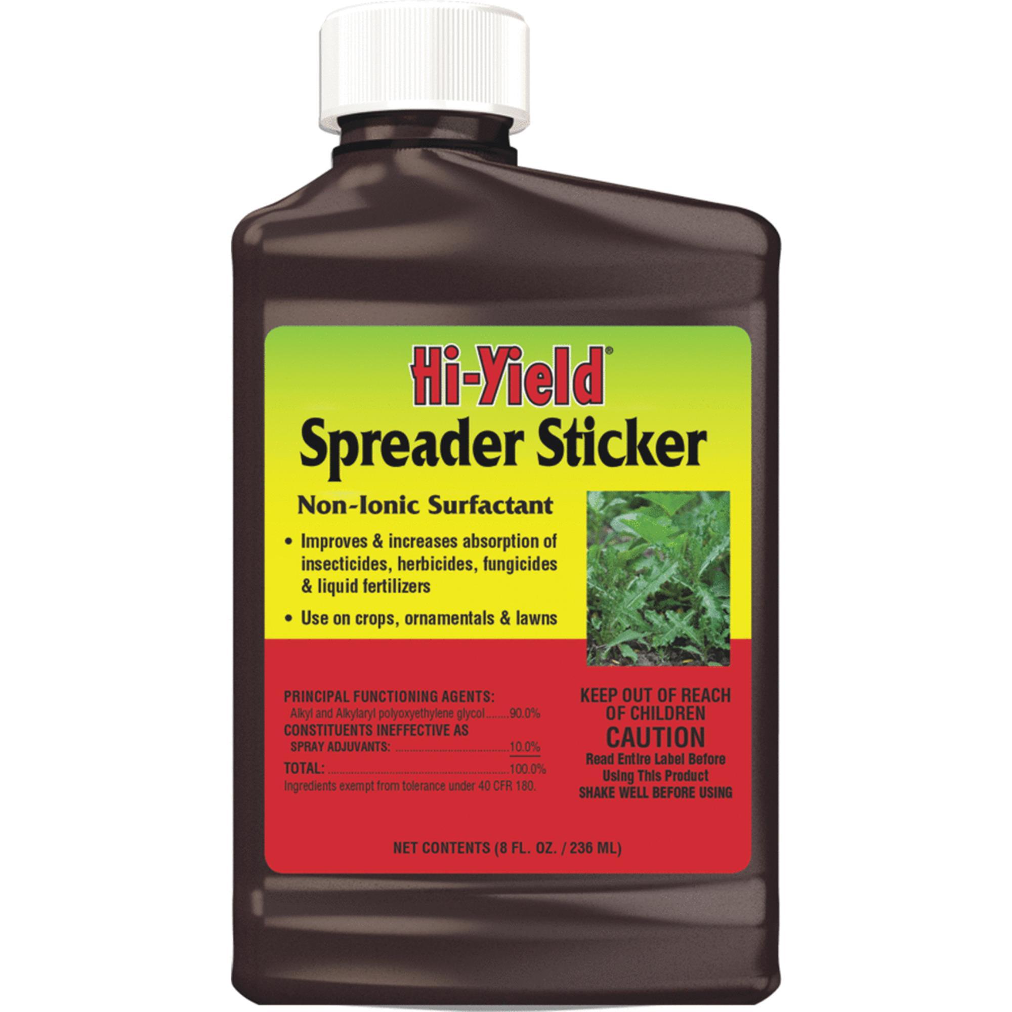 Hi-Yield Spreader Sticker