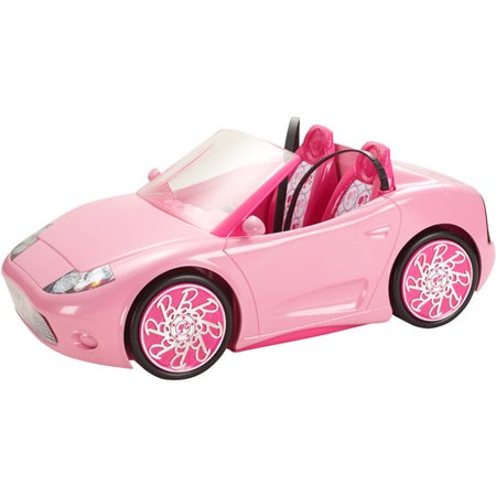 Barbie Glam Convertible - Christmas Barbie