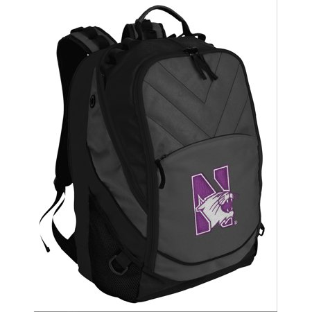 Northwestern University Backpack Our Best OFFICIAL Northwestern Wildcats Laptop Backpack