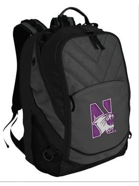 Northwestern University Backpack Our Best OFFICIAL Northwestern Wildcats Laptop Backpack Bag