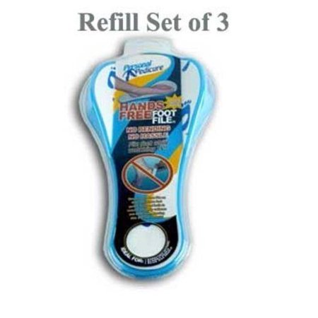 Personal Pedicure Refills 3 Pack - image 2 of 2