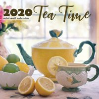 Tea Time 2020 Mini Wall Calendar (Paperback)