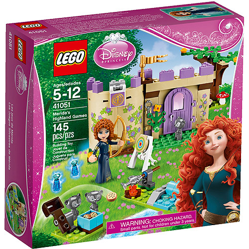 LEGO Disney Princess Merida's Highland Games Building Set