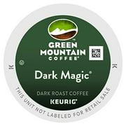 Green Mountain Coffee, Dark Magic (Extra Bold), 72-Count K-Cups for Keurig Br...
