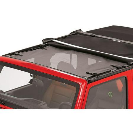 Bestop | 52402-11 | Sun Bikini Top | Fits Jeep 07-15
