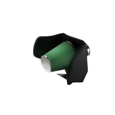 (GREEN FILTER 2557 Cold Air Intake Air Box Green Filter)