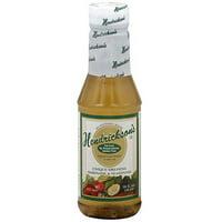 Hendrickson's Original Sweet Vinegar & Olive Oil, 16 oz (Pack of 6)