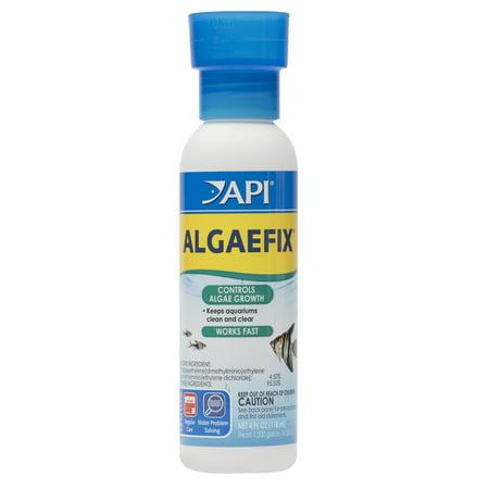API Algaefix, Algae Control Solution, 4-Ounce