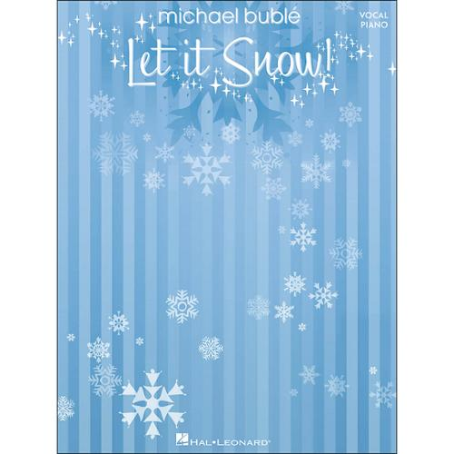 Hal Leonard Michael Bubl�� - Let It Snow for Piano