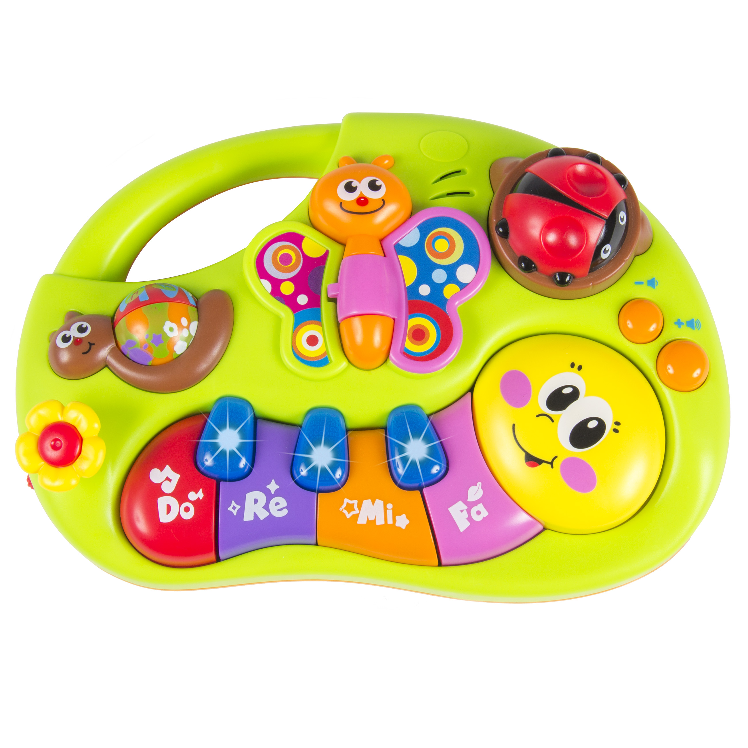 Toddler Educational Learning Machine Toy with Lights Music Songs
