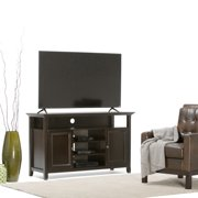 WyndenHall  Halifax Solid Wood 54 inch Wide Transitional TV Media Stand For TVs up to 60 inches - 54 Inch in width