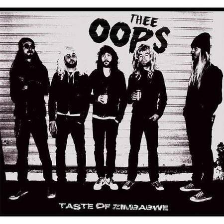 Taste of Zimbabwe (Vinyl)