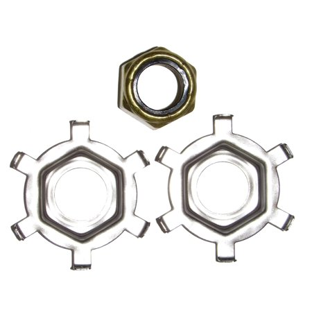 OEM Mercury Propeller Nut and Tab Washer Kit 11-52707T 1