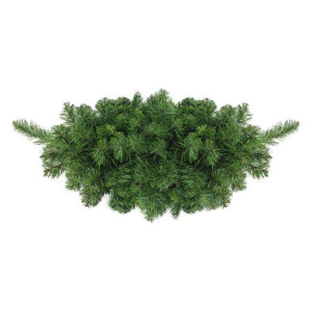 Pine Swag Garland (Northlight Lush Mixed Pine Unlit Christmas Swag)