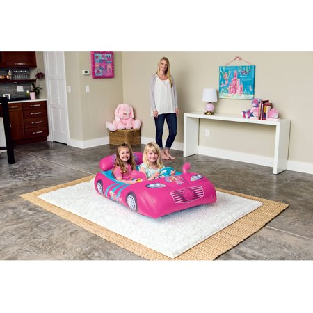 Barbie Sports Car Inflatable Ball Pit Walmartcom - Inflatable picnic table