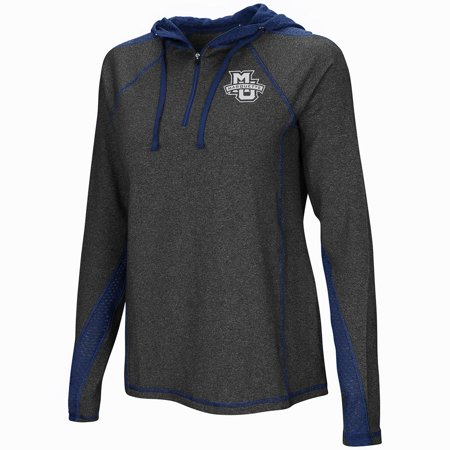 Womens Marquette Golden Eagles Quarter Zip Hoodie - S for $<!---->