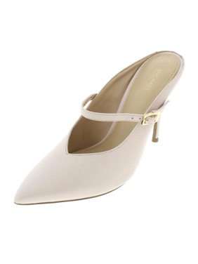 c873c5e4d9 Product Image MICHAEL Michael Kors Womens Tiegan Leather Pointed Toe Mules