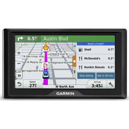 Garmin 010 01533 07 Drive 60Lm 6   Gps Us Canada Free Lifetime Map Updates
