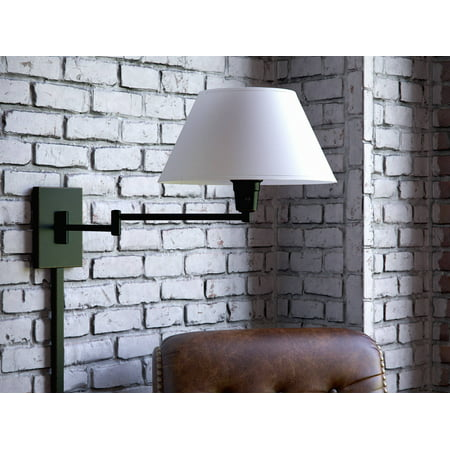 Kenroy Home Simplicity Wall Swing Arm, Oil Rubbed Bronze