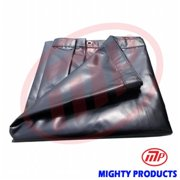 Mighty Products MT-VT15-B0818 15 oz. Light Weight, Medium Duty Vinyl Tarp, 8 x 18 ft.