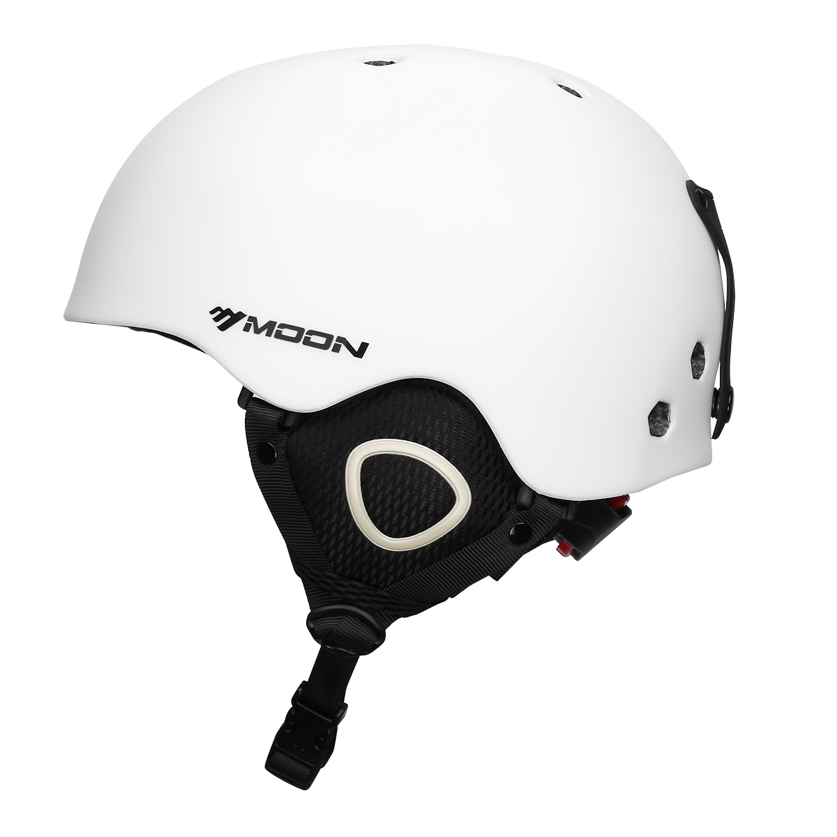 Moon Integrally-molded Skiing Helmets 1#S by