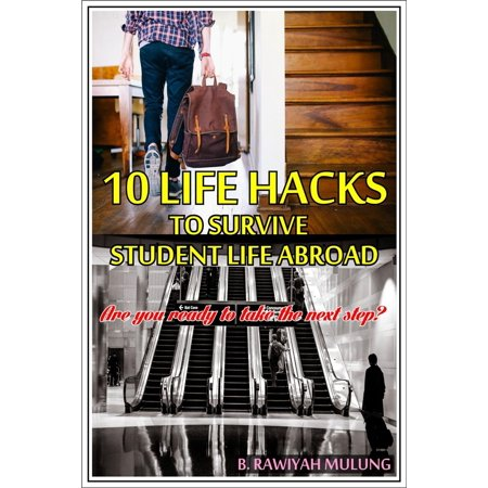 10 Life Hacks To Survive Student Life Abroad - eBook (Top 10 Halloween Life Hacks)