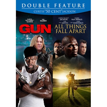 GUN/ALL THINGS FALL APART (DVD) (50 CENT DOUBLE FEATURE/WS/2.35:1/2DISCS) (DVD) ()