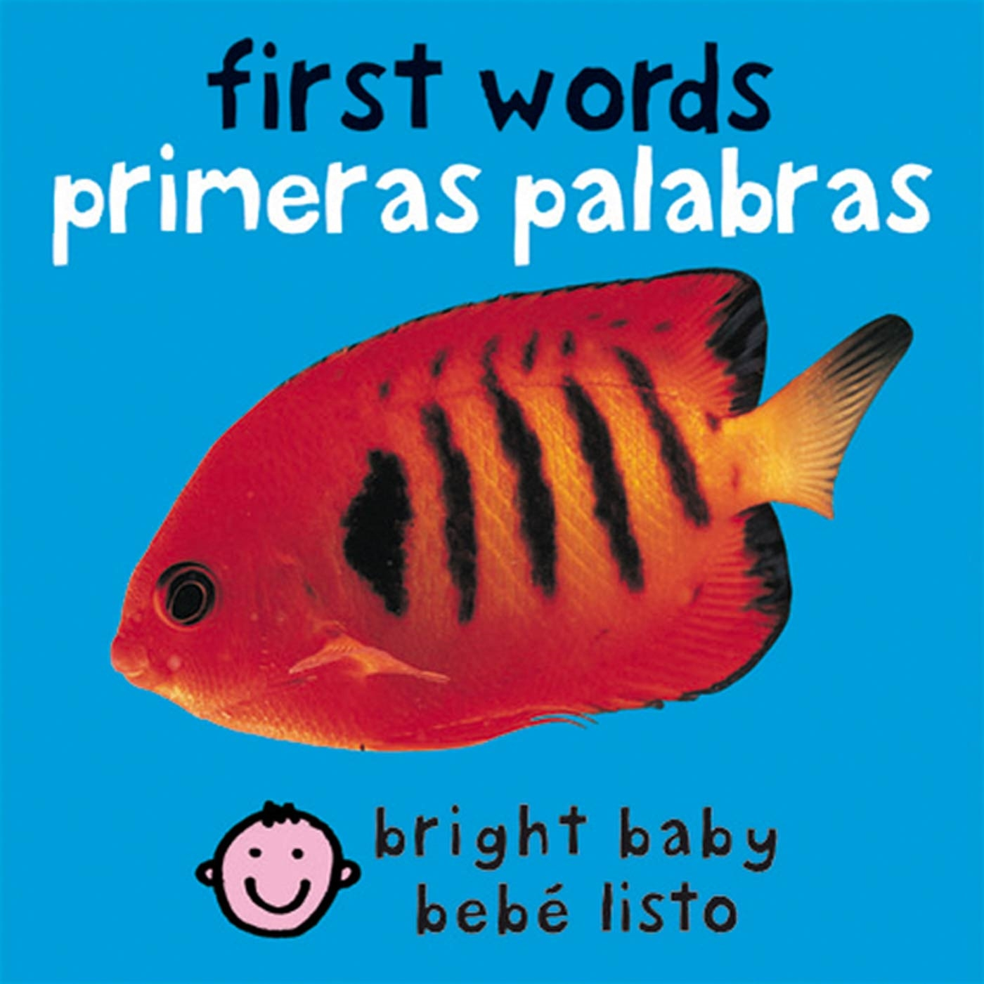 1st Words Primeras Palabras (Board Book)