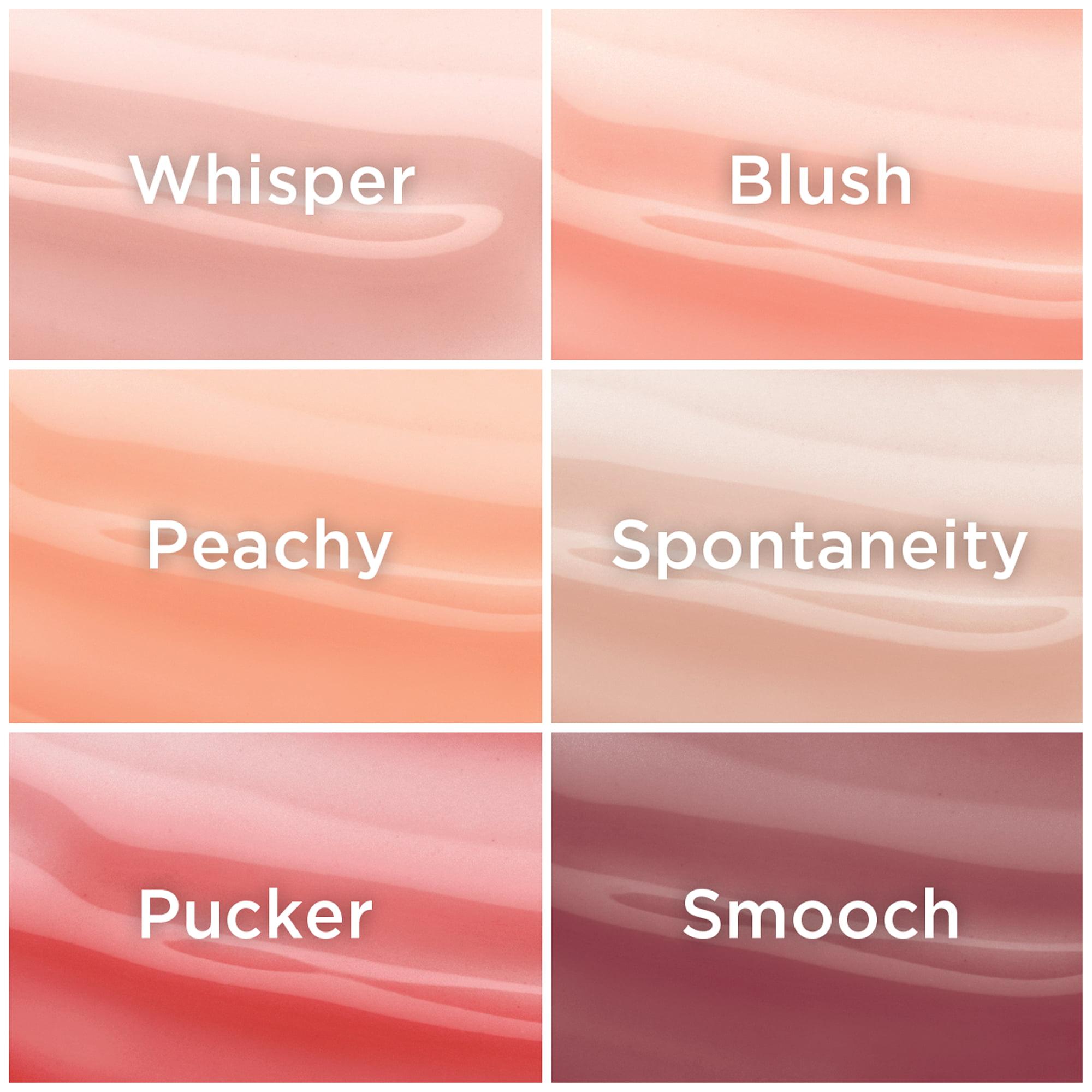 Burt\'s Bees 100% Natural Moisturizing Lip Shine, Spontaneity, 1 Tube ...
