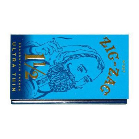 Zig Zag Hem (24pk Zig Zag 1 1/2 Ultra Thin Rolling Papers Display )