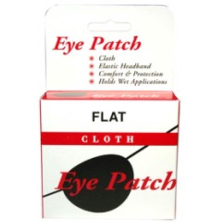John G  Kyles  Inc  Eye Patch Flat 1 Each  Pack Of 2