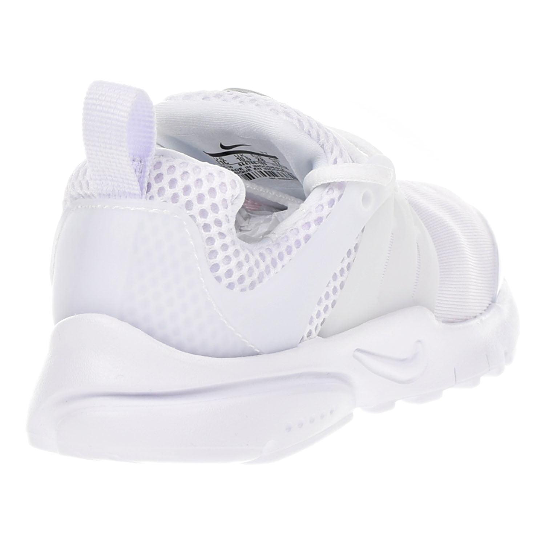 Little Kid/'s Shoes White//White 844766-100 PS Nike Presto