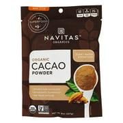 Navitas - Cacao Powder, 8 oz