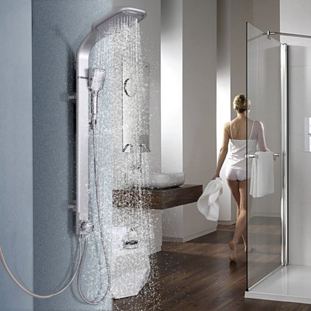 Exposed Shower Column - 44