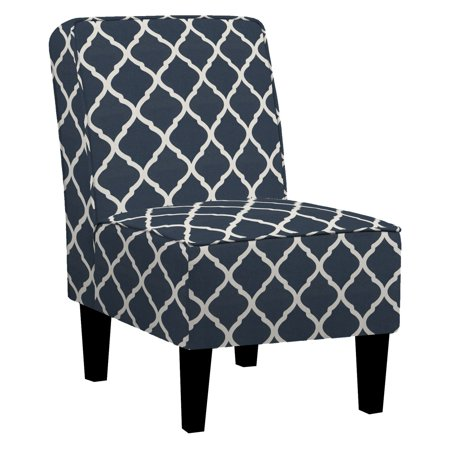 Admirable Dani Armless Accent Chair Multiple Colors Gmtry Best Dining Table And Chair Ideas Images Gmtryco