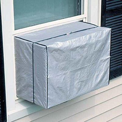 frost king ac2h outside window air conditioner cover, 18 x 27 x 16-inch ()