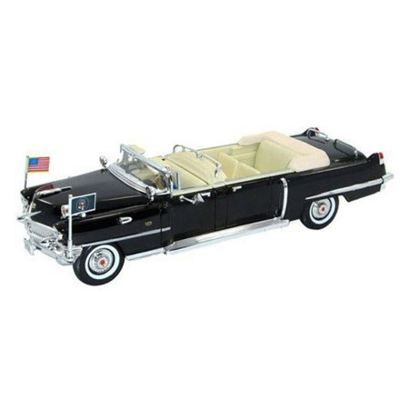 1956 Cadillac U S Presidential Limo Convertible Black Signature