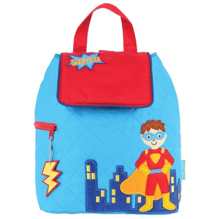 QUILTED BACKPACK SUPERHERO