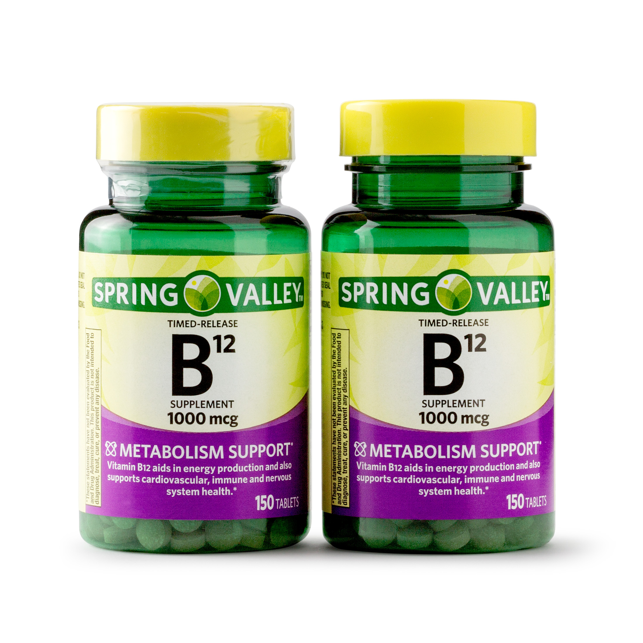 Spring Valley Cat Side Table.Spring Valley Vitamin B12 Timed Release Tablets 1000 Mcg 150 Ct 2 Pk