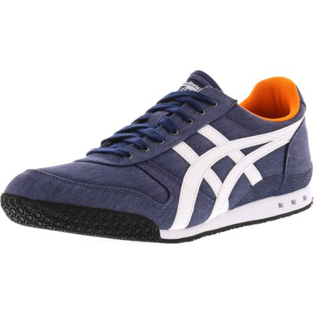 wholesale dealer 84ade 7d457 Onitsuka Tiger Ultimate 81 Indigo Blue / White Ankle-High Fashion Sneaker -  11.5M 10M