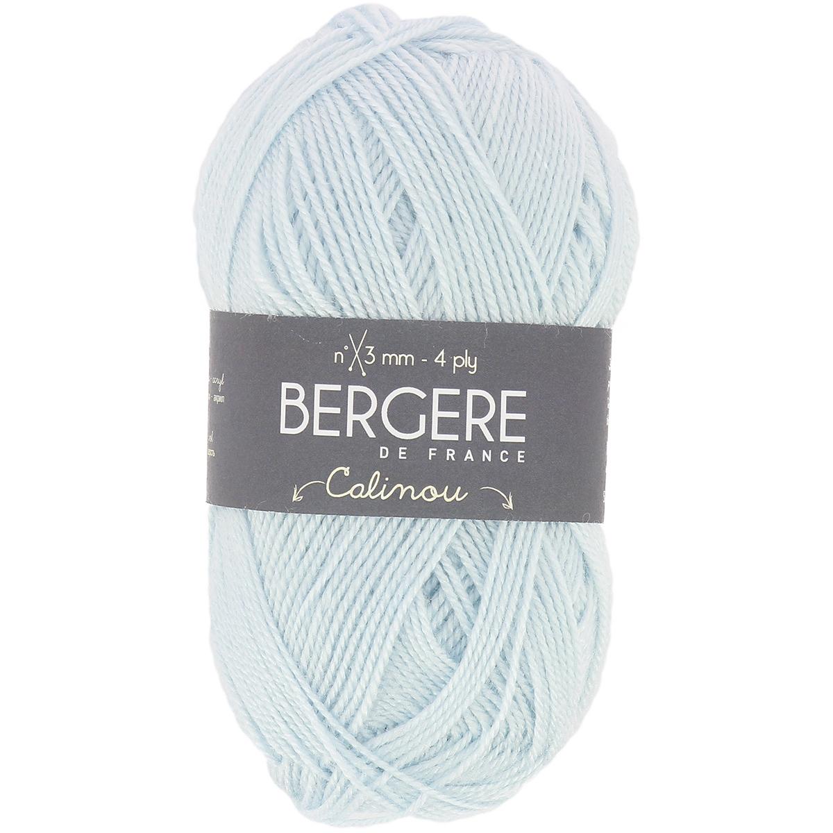 Bergere De France Calinou Yarn-Bleu Azur