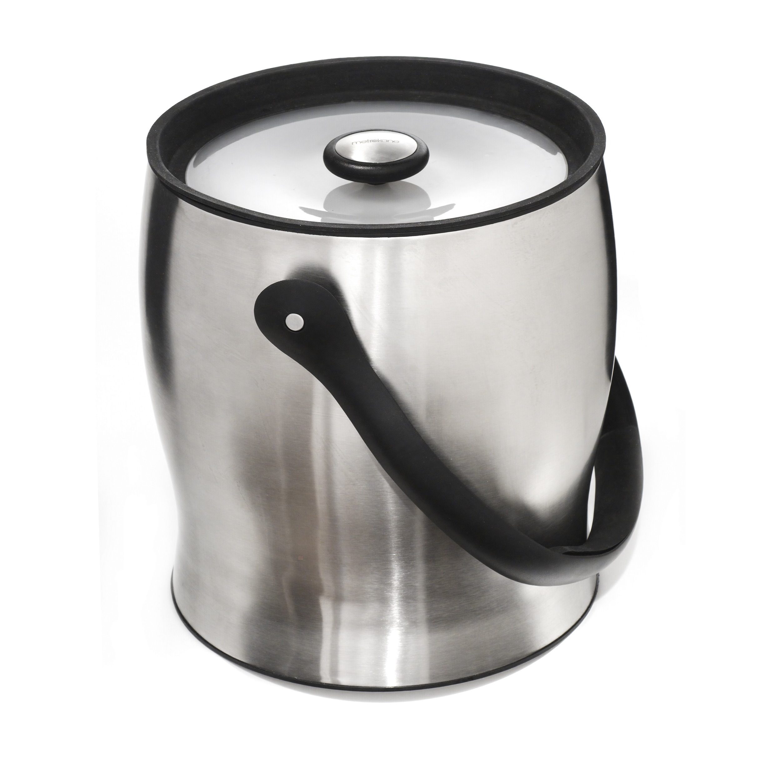 Rabbit Ice Bucket, 4 Quart, Stainless Steel